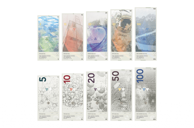 old 8 designs rethink u s dollar good money 1