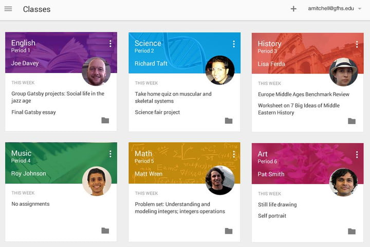 Google Classroom is hoping the new year will be the best one yet for teachers and students