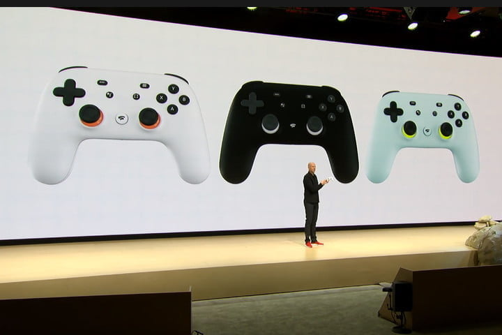 Google Unveils Stadia Streaming Service for GDC News Stage