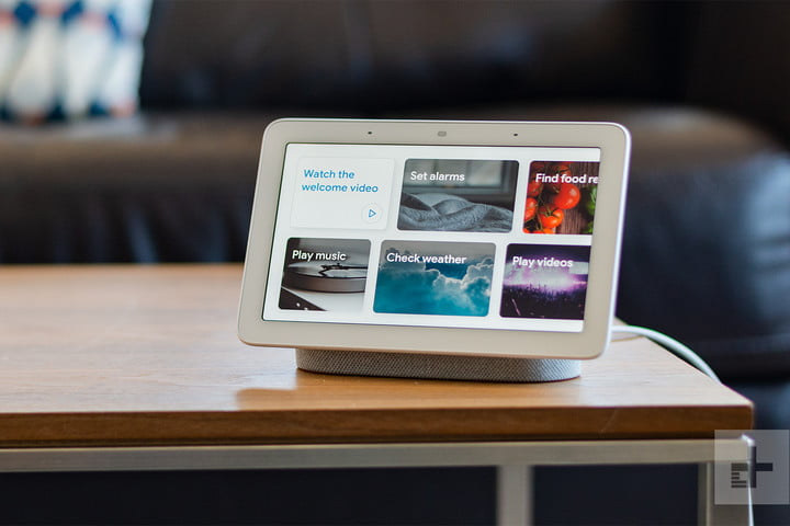 google home hub review 1