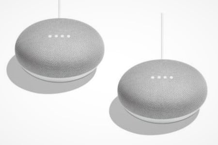 walmart google home mini starter kits minis