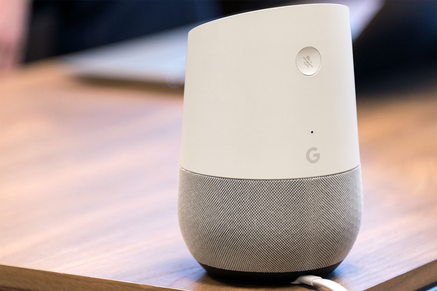 Google Home Review Beating Alexa At Her Own Game Digital Trends Wiring Outdoor Speakers With Volume Control
