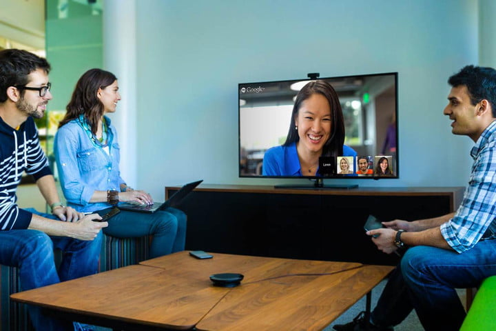 google chromebox meetings bigger introduces for large meeting rooms