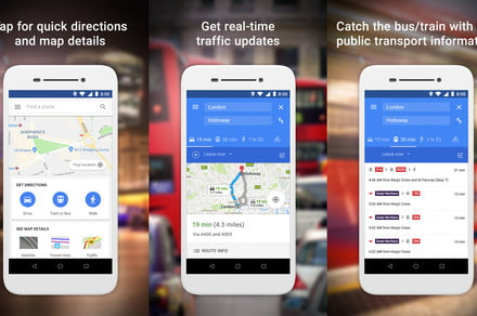 Google's lightweight Maps Go app is built for low-end Android devices