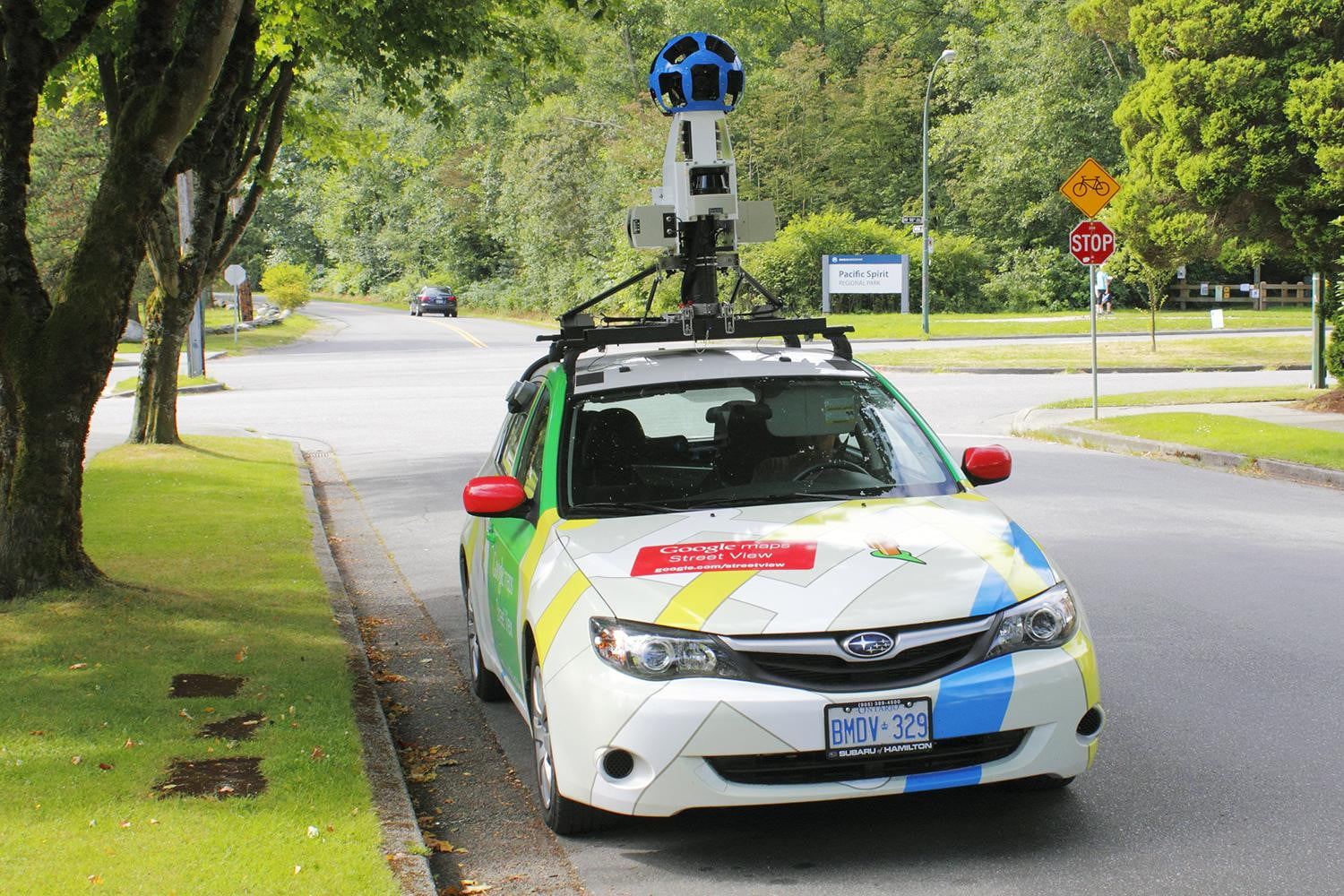 Google Can Now Use Street View Photos To Update Business Listings - Google maps street view