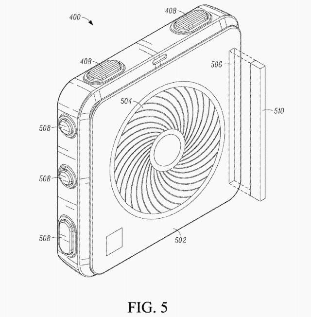Google Gets Patent For Bizarre Odor Obliterating Wearable