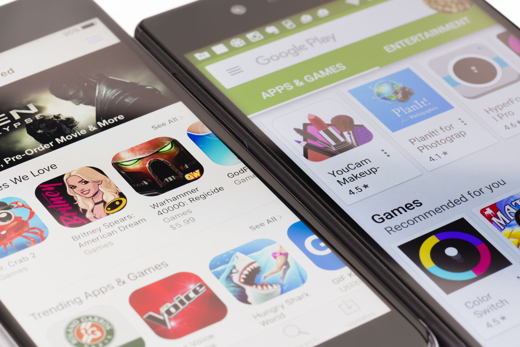 Best android apps for iphone users