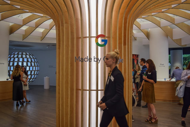 inside google pop up shop store nyc 5