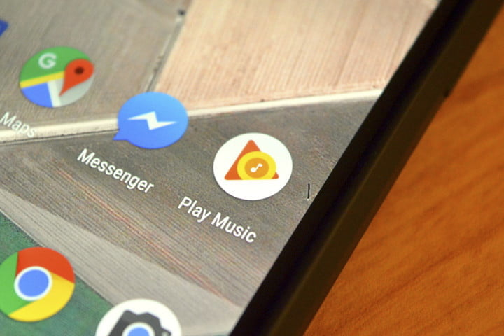 google new release radio play music android