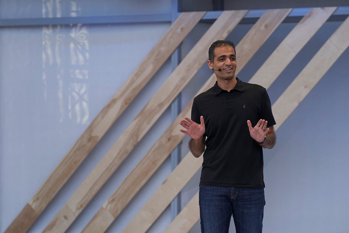 Google's Vice President of Product Management, Sameer Samat