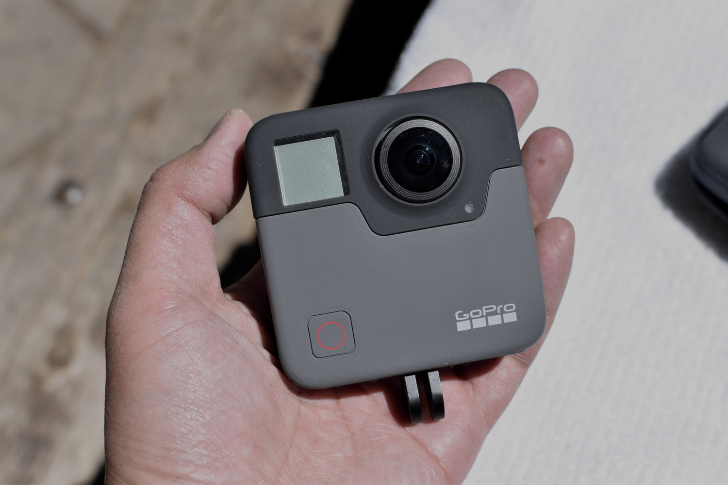 GoPro is Developing a Compact 360-Degree Camera Called Fusion