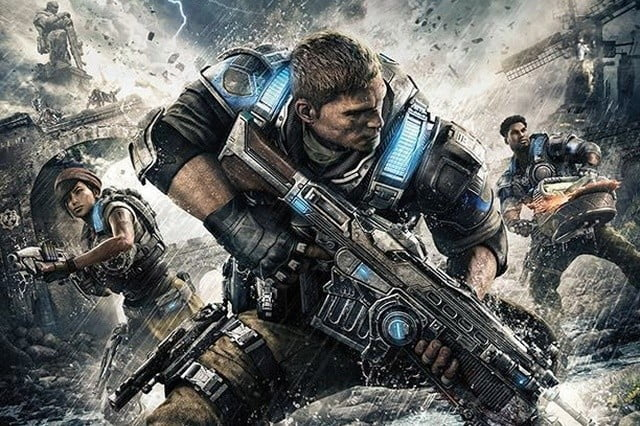 Gears of War 4 hits Xbox One on October 11