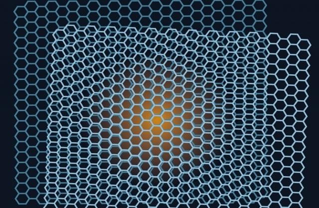 Graphene unlocks a potential breakthrough for flexible LED screen technology