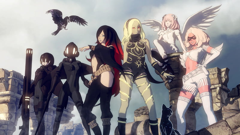 Gravity Rush 2 Lageekroom Blog Gaming