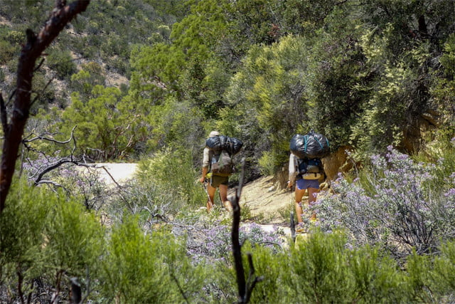 granite gear grounds keepers 1
