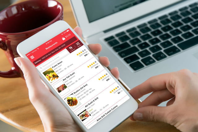 grubhub tripadvisor food delivery