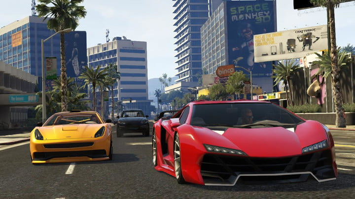 Live The High Life in upcoming GTA Online update