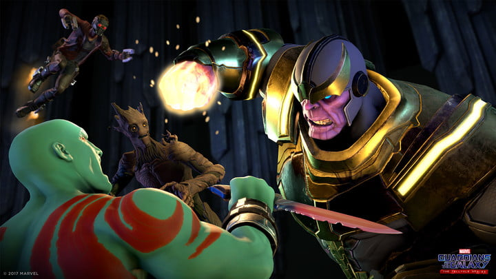 telltale guardians of the galaxy hands on review telltale1