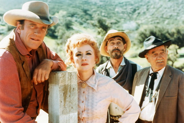 longest running scripted primetime tv shows us gunsmoke  1955