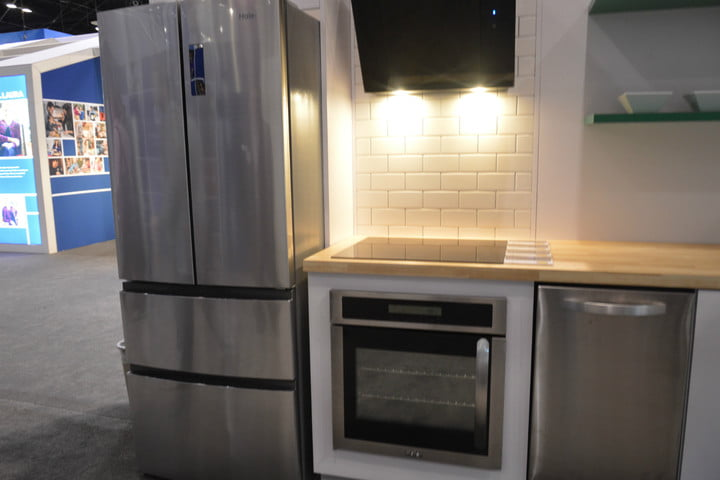 Appliance Trends Kbis 2017 Haier 24 Inch Appliances