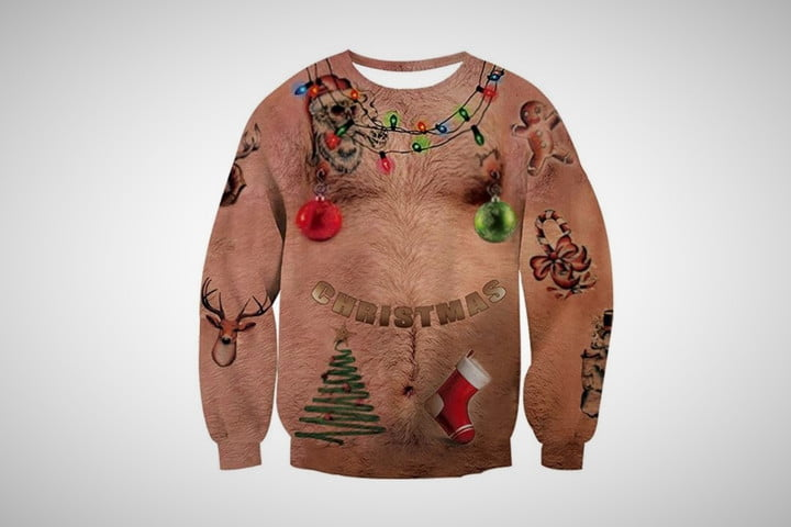ugly christmas sweater - The Best Ugly Christmas Sweaters