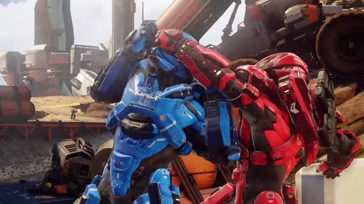 Halo 5 Supports No Split-Screen Or LAN Multiplayer | Digital Trends
