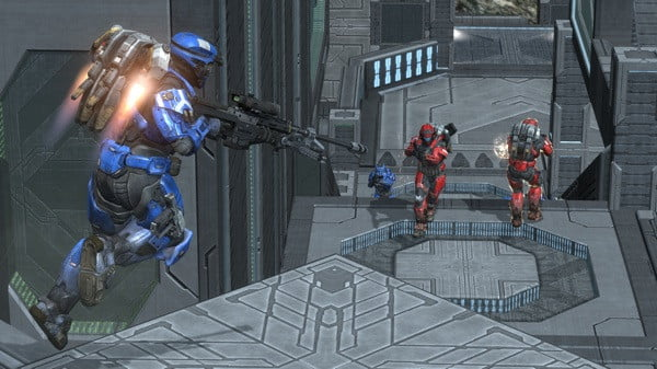 Halo reach matchmaking capture the flag