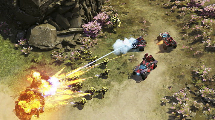 Nvidia's New GeForce 378 66 Driver Is Optimized For 'Halo Wars 2