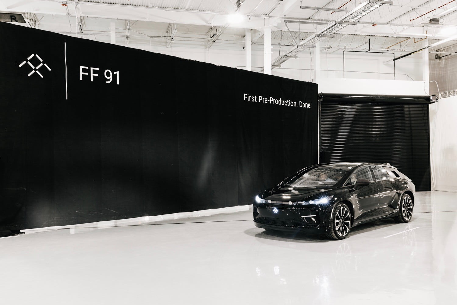 Faraday Future Completes First Preproduction Ff 91 Electric Vehicle Digital Trends