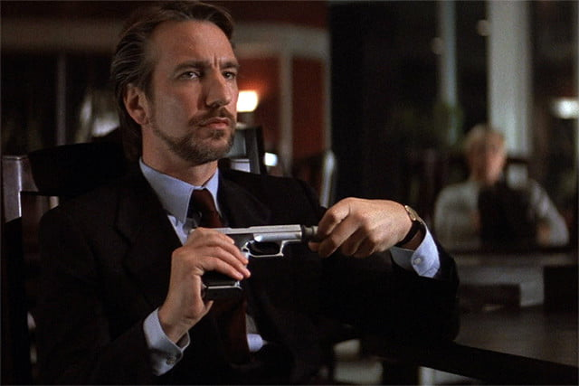 alan rickman best ten roles death hans gruber die hard