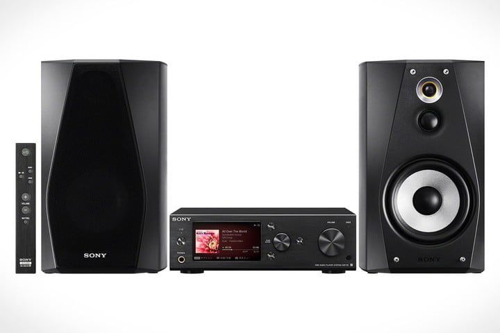Sony wants to make your MP3s sing with a suite of high-end digital audio gear