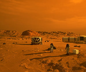 Harvard has a bold new plan to make Mars habitable for humans