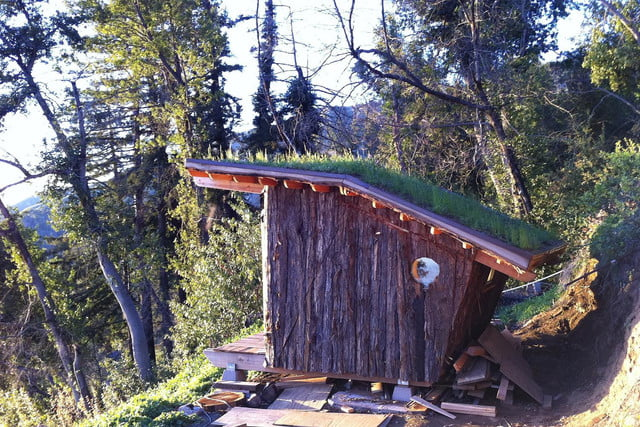 retreat from society and relax in these idyllic cabins around the world hawk house 6
