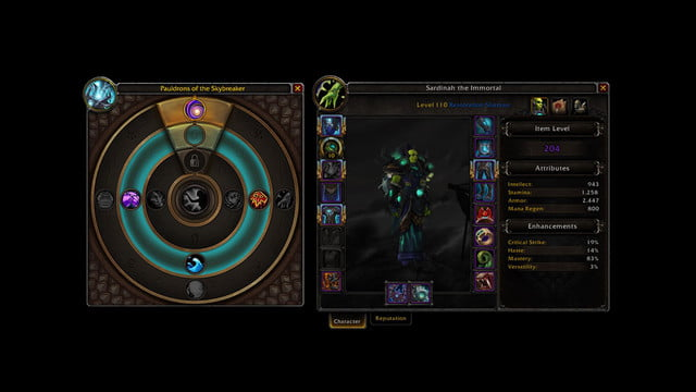 World Of Warcraft Battle For Azeroth Azerite Armor Guide Digital