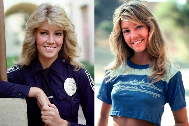 actors two shows same time heather locklear
