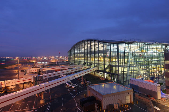 USB stick found in street contains Heathrow Airport security information