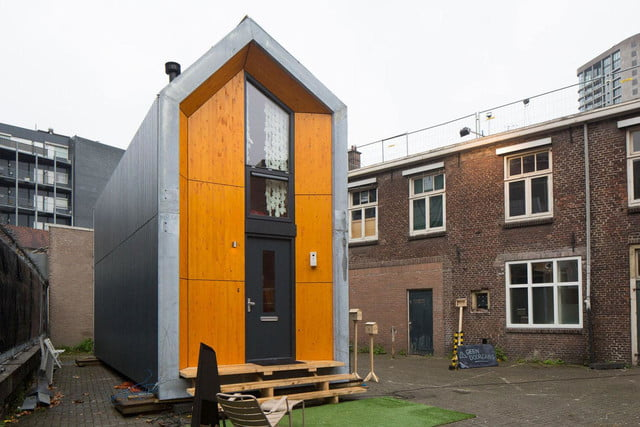 heijmans one houses are portable and live on vacant lots 025