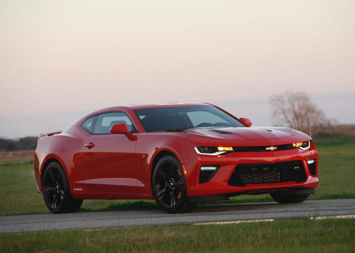 Hennessey Chevrolet Camaro News Specs Performance Digital Trends