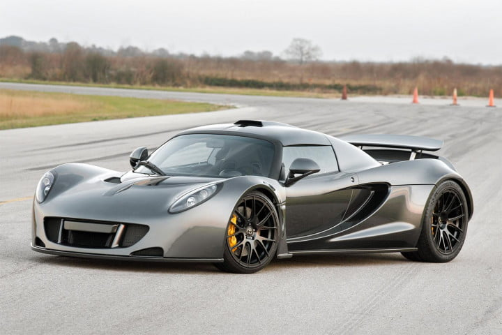 Hennessey Venom GT   The Combination Of A Lotus Elise Chassis And 1,244 Hp  7.0