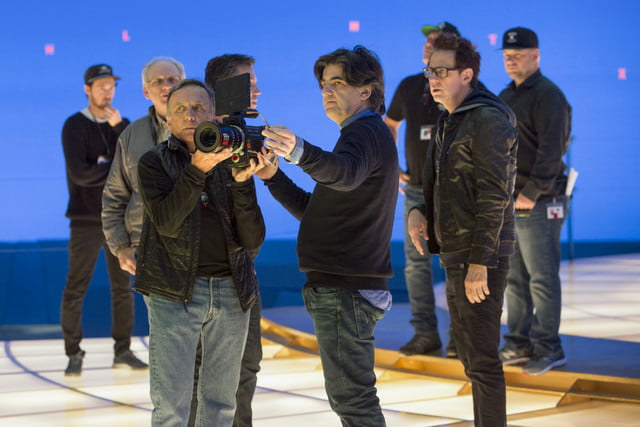 guardians of the galaxy vol 2 cinematographer henry braham interview