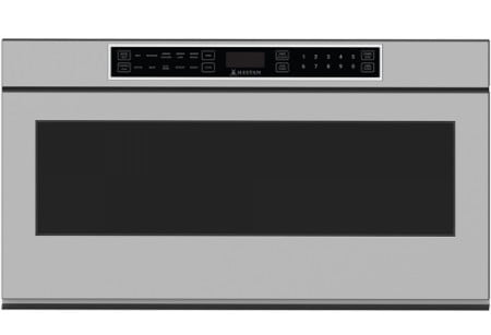 hestan commercial cooking suites home chefs 30 inch drawer microwave  kmw series
