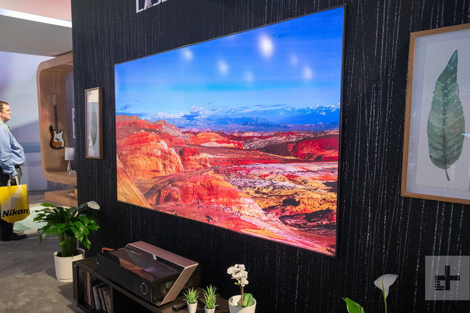 CES 2019 | The Best TVs of CES 2019 All In One Place | Digital Trends