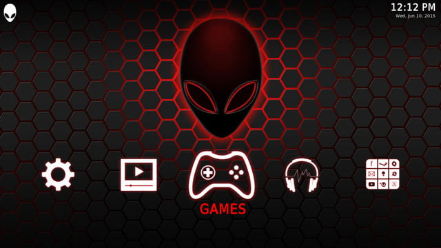 alienware re designs its hivemind ui to compete with steam os hivemindui 1