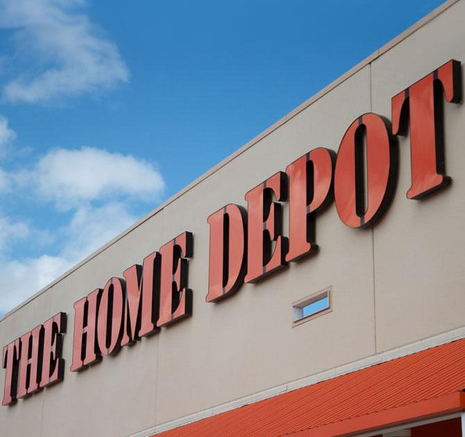 Paypal Rolls Out Test Of In-store Payments At Home Depot