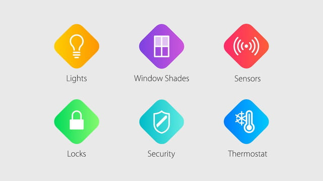 ios 9 apple homekit icloud supports new accessories