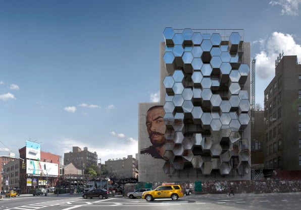New Solution For Homelessness In >> Parasitic Pods In New York City Are Floated As A Solution To