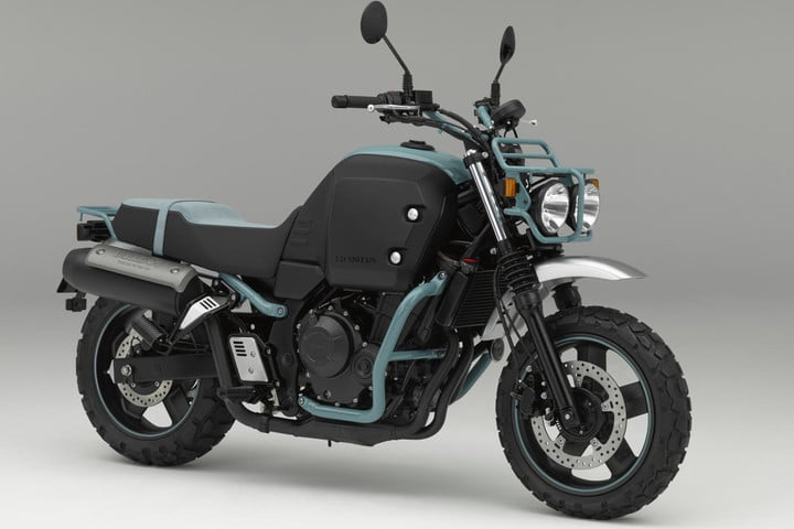 Hey Bulldog Hondas Latest Concept Motorcycle Is A Bruiser Of Citybike Honda 3