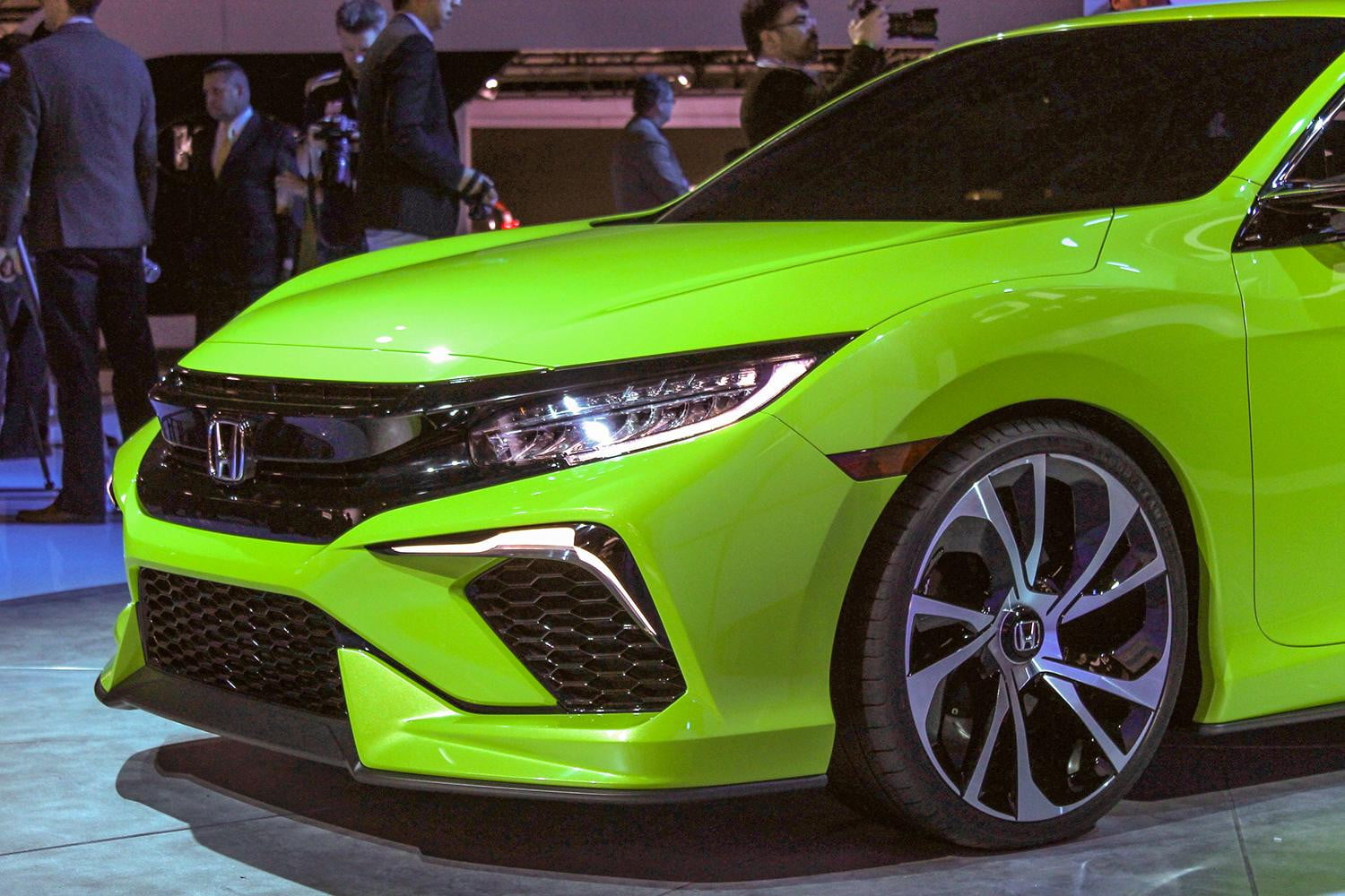 2016 Honda Civic Pictures Specs Performance News
