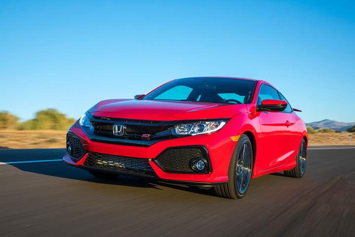 honda civic si first drive 2017 press 5