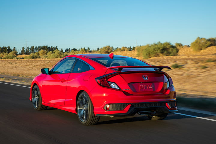 honda civic si first drive 2017 press 6